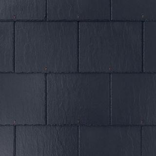 Rivendale Blue Black Fibre Cement Slates 600 x 300mm Murdock Builders Merchants