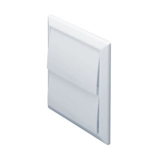 Picture of Modular Ducting Gravity Outlet White 4900W