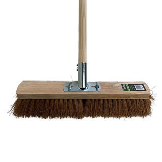 Gardag Coco Platform Broom Assembled