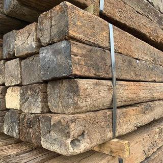 Timber Sleeper Reclaimed Murdock Builders Merchants