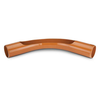 160mm 22.5 Degree Channel Bend