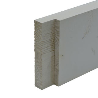 Picture of 132 x 32 Trenched Only Frame 826 Door  Primed