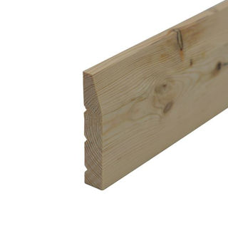Redwood 119 x 19 Bevelled 30 x 9mm Primed