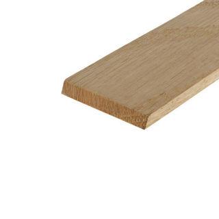 White Oak 8 x 46mm Strip Wood 2.4m Murdock Builders Merchants