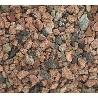 Picture of 20mm Pink Granite Gravel 20kg Bag
