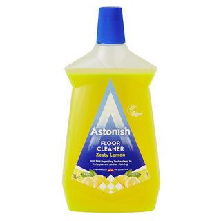 Astonish Floor Cleaner Zesty Lemon 1lt