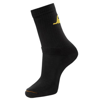 Snickers AW Socks Black - Size 11-14 Murdock Builders Merchants