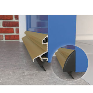 Expelex Weather Deflector 914mm Gold