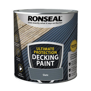 Ronseal Ultimate Decking Paint Slate